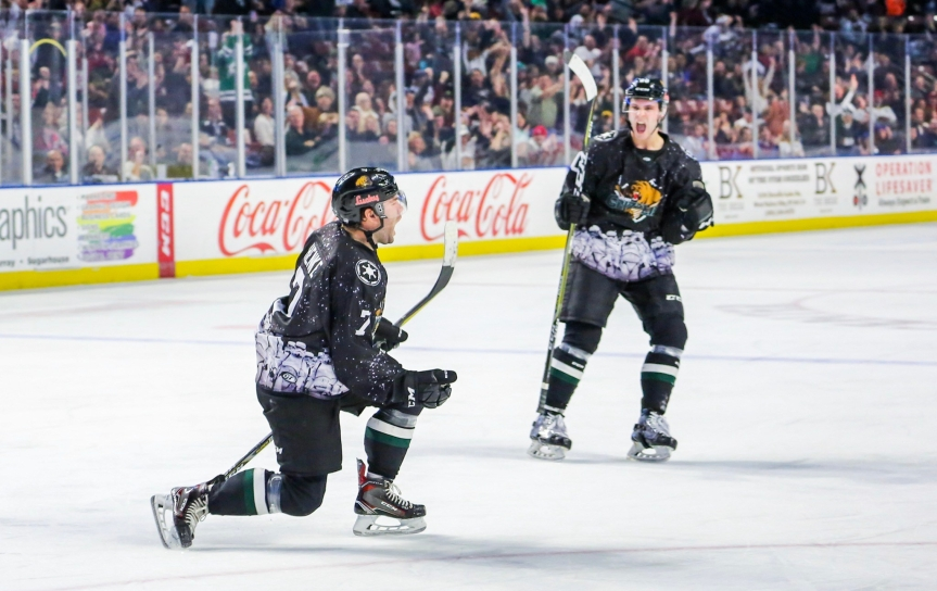 Utah Grizzlies vs Rapid City: Strong in the Force