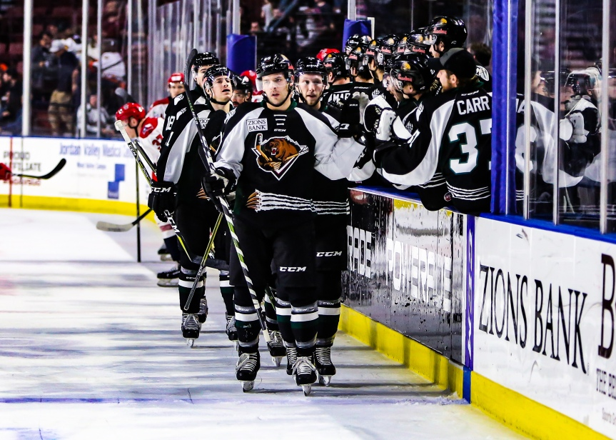 Utah Grizzlies vs Idaho Game Recap(s): Revenge Was Sweet