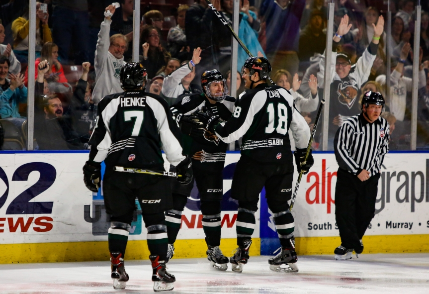 Utah Grizzlies @ Fort Wayne: Too Deep A Hole