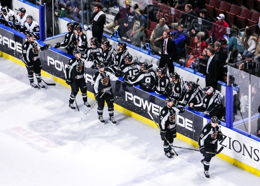 Utah Grizzlies vs. Wichita Thunder: A Wild, Wild Wednesday
