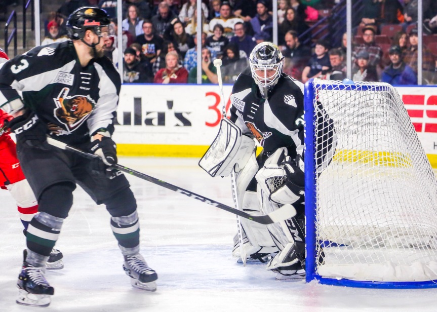 Utah Grizzlies @ Tulsa Oilers: Holding the Fort