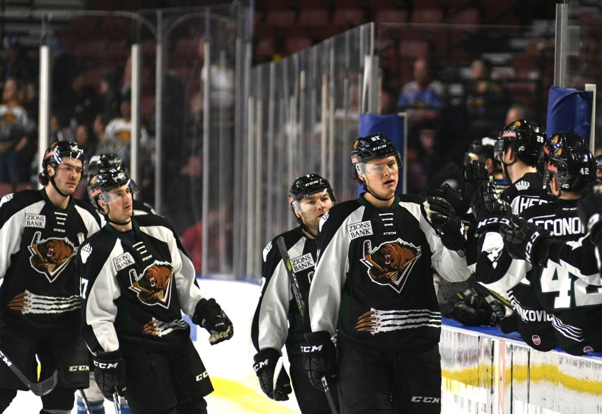 Utah Grizzlies vs Idaho Steelheads: An Avalanche of Goals
