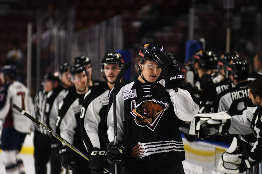 Utah Grizzlies vs Tulsa Oilers: Unsatisfactory