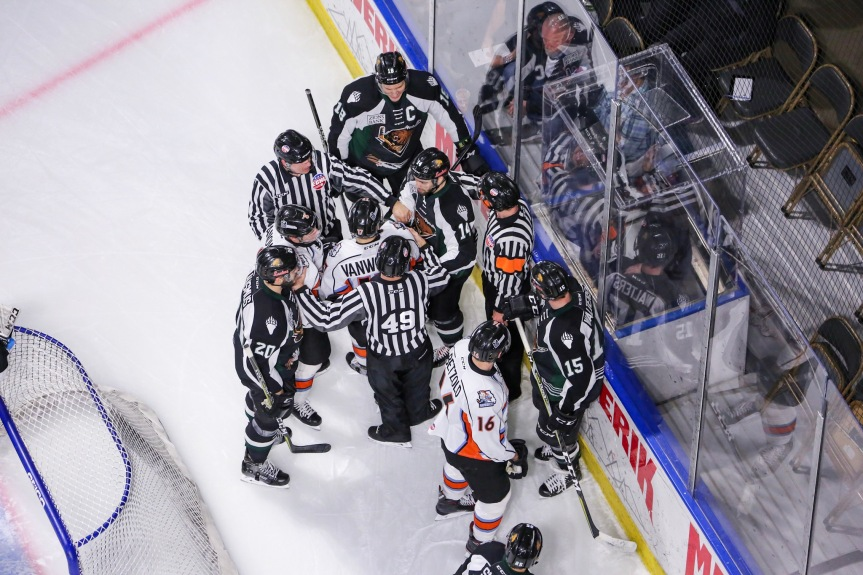 Utah Grizzlies vs Kansas City: Frustration Continued