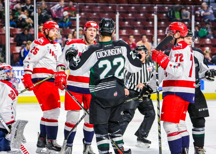 Utah Grizzlies @ Allen Americans: Missed Opportunities