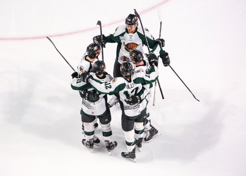Utah Grizzlies vs Rapid City Rush: Constructive Chaos