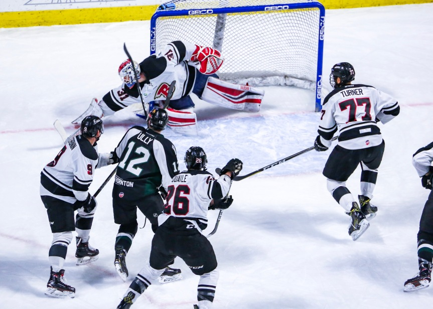 Utah Grizzlies @ Rapid City Rush: Deja Vu