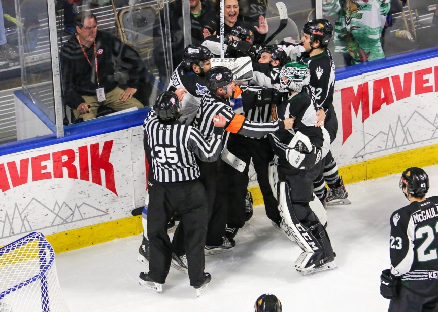 Utah Grizzlies vs Idaho Steelheads: Yet Another Close One