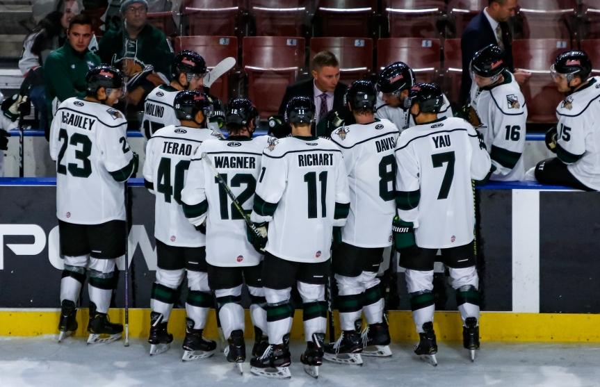 Utah Grizzlies: Learning Curve