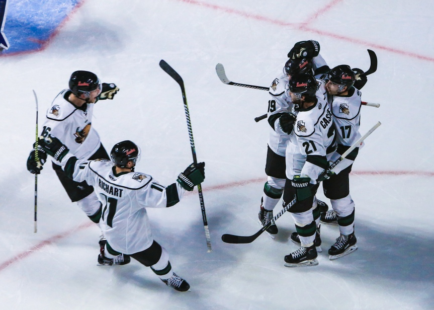 Utah Grizzlies: Ever So Close
