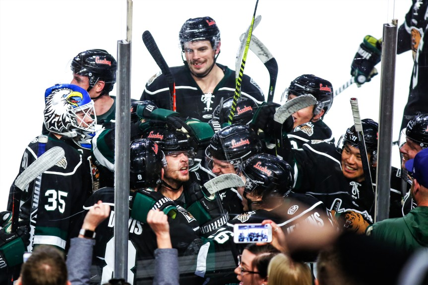 Utah Grizzlies: Fast and Furious