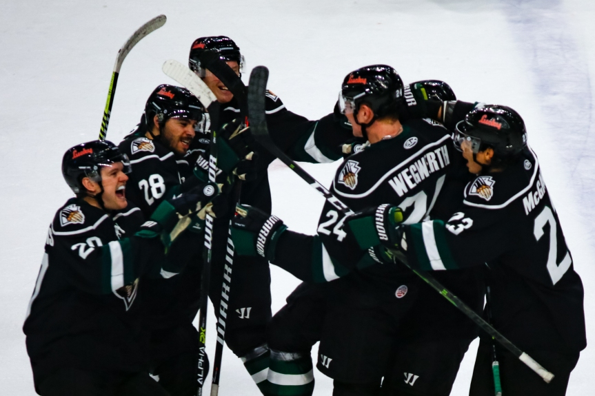 Utah Grizzlies: A Game to Be Thankful For