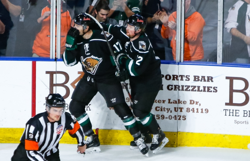 Utah Grizzlies: A Work In Progress