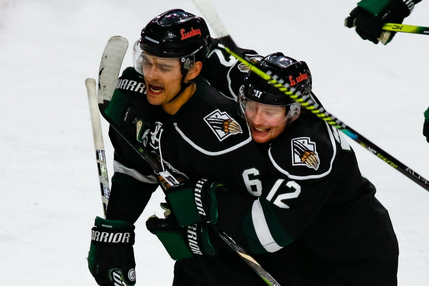Utah Grizzlies: Speed Kills