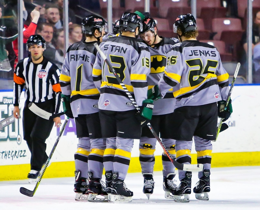 Utah Grizzlies: Home, Sweet Home