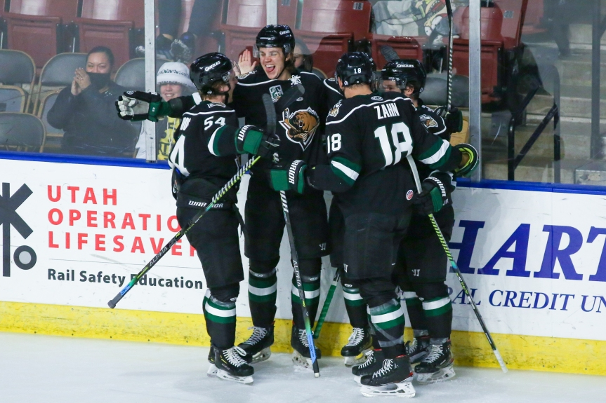 Utah Grizzlies: By the Skin of their Teeth