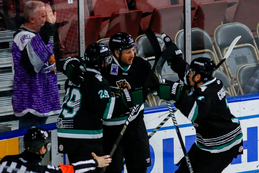 Utah Grizzlies: Happy Homecoming