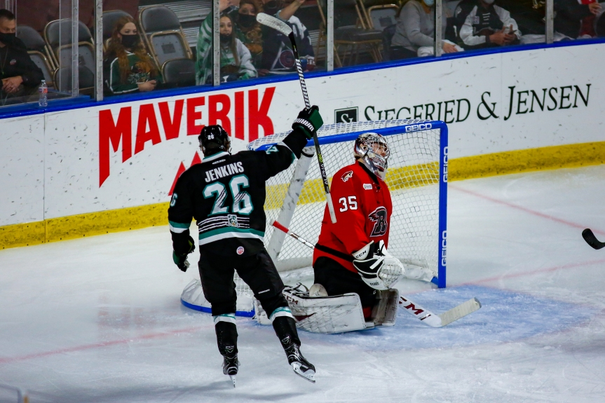 Utah Grizzlies: Ringing In the New