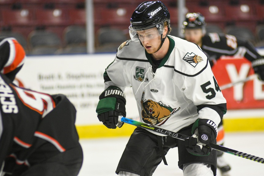 Utah Grizzlies: Growlin Grizzlies